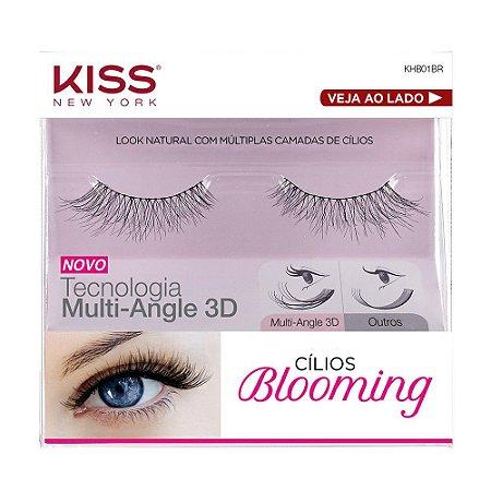 Cilios Kiss Blooming 01 Peony KBH01BR