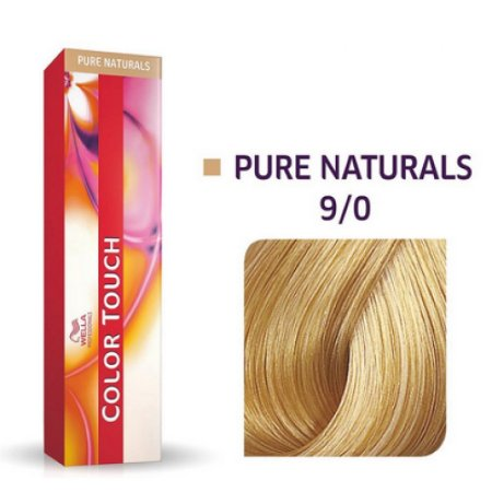 Tonalizante Wella Color Touch 9/0 60gr Louro Ultra Claro
