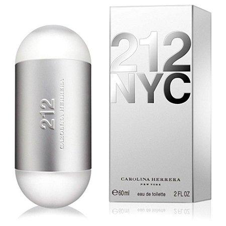 Perfume Carolina Herrera 212 Femme Edt 60Ml