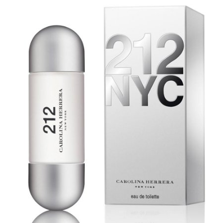 Perfume Carolina Herrera 212 Femme Edt 30Ml