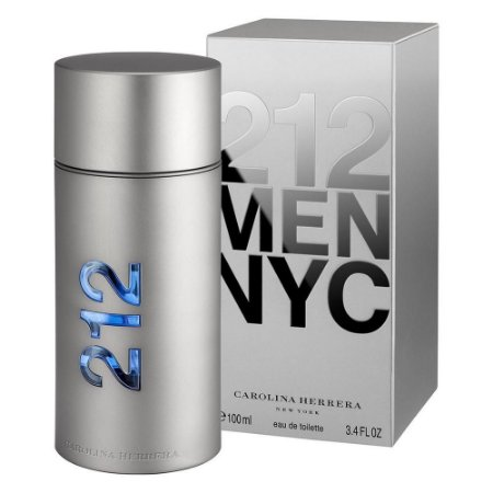 Perfume Carolina Herrera 212 Men Edt 50Ml