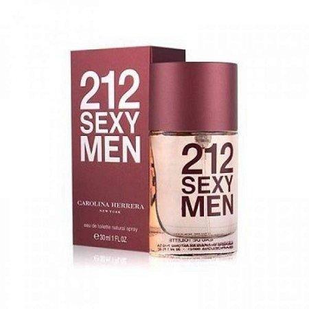 Perfume Carolina Herrera 212 Sexy Men Edt 30Ml