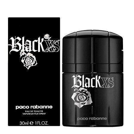 Perfume Paco Rabanne Black Xs Homme Edt 30Ml