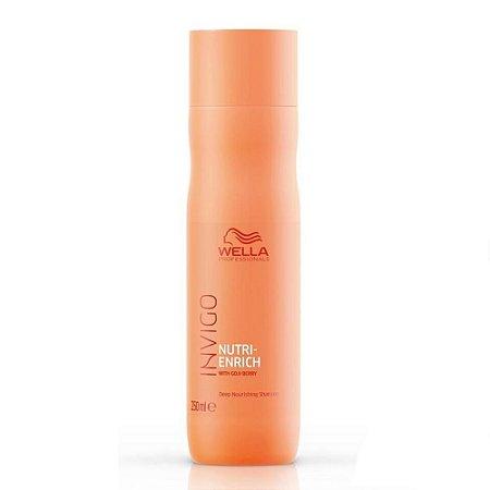 Shampoo Wella Invigo Nutri-Enrich 250Ml