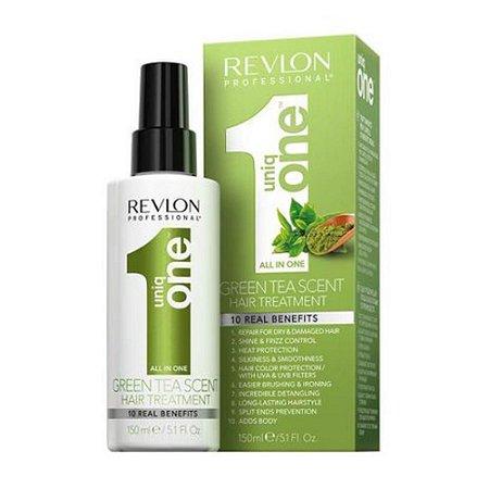 Uniq One Revlon Leave In 10 Em 1 Green Tea 150Ml
