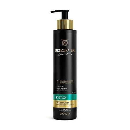 Shampoo Bio Extratus Specialist Detox 300ml