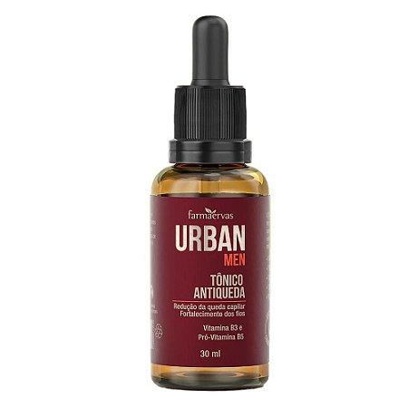 Tonico Antiqueda Urban Men 30Ml