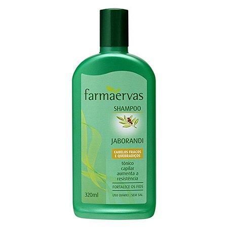 Shampoo Farmaervas Jaborandi 320Ml