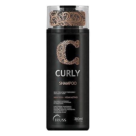 Shampoo Truss Curly 300Ml