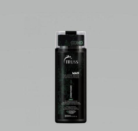 Condicionador Truss Man Nature 300ml