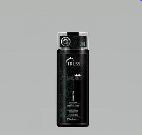 Shampoo Truss Man Nature 300ml