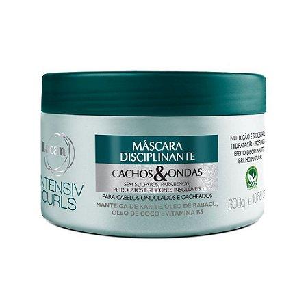 Máscara Cachos & Ondas Lacan Intensive Curls 300Gr