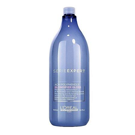 Shampoo Loreal Blondifier Gloss 1,5Litro
