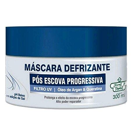 Máscara Flores & Vegetais Pós Escova Progressiva 250G