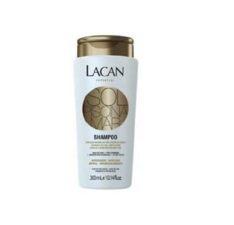 Shampoo Lacan Sol, Piscina e Mar 300ml