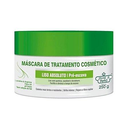 Máscara Flores & Vegetais Liso Absoluto 250G