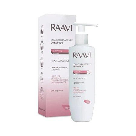 Loção Hidratante Uréia 10% Raavi 200Gr