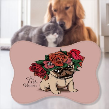 Tapete Pet Pug