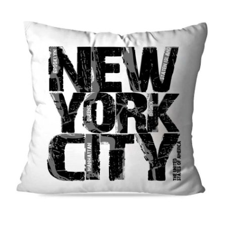 Almofada New York City