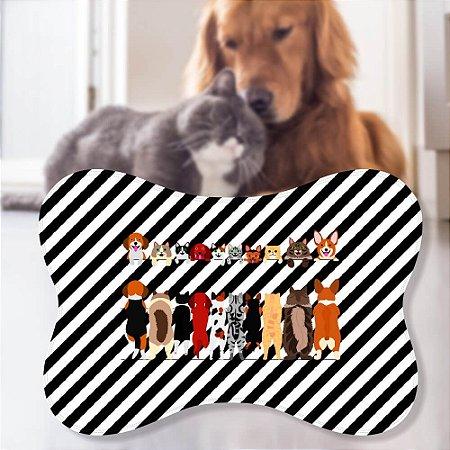 Tapete Pet Cão e Gatos