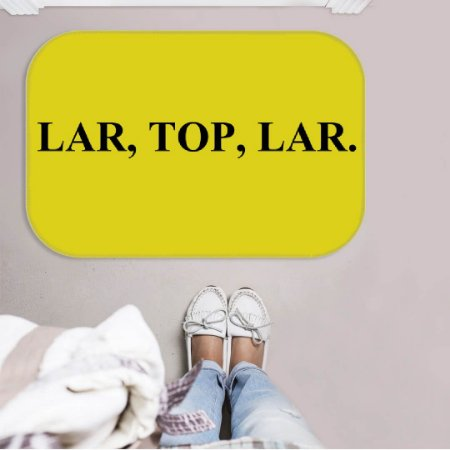 TAPETE DECORATIVO LAR,TOP,LAR