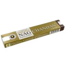 Golden Nag Chandan - Massala sandalwood agabarthi