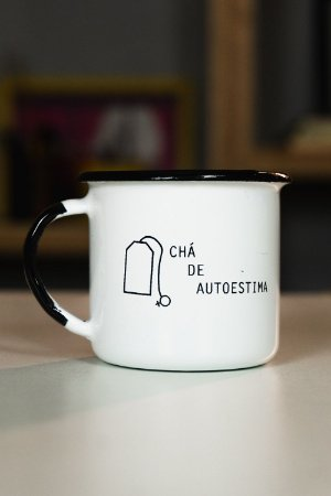 Canequinha Chá de Autoestima