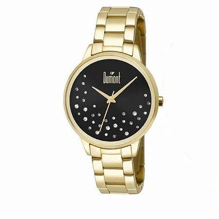 5c2cb0aeda345 Relógio Feminino Dumont Analógico Fashion Du2036lsq k4p - Juli ...