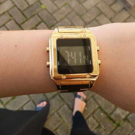 4c81637b67d Relógio Euro Feminino Fashion Fit EUG2510AA 4P - Dourado - Juli ...