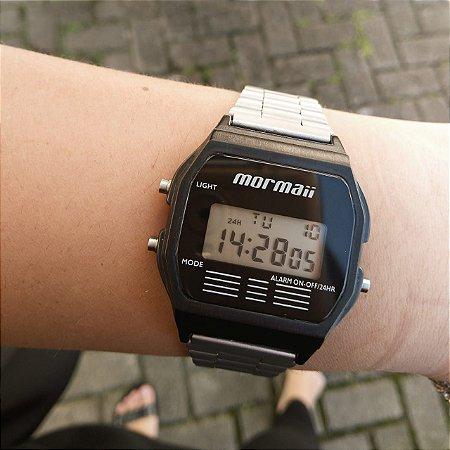 268121d6bfe Relógio Mormaii Unissex MOJH02AL 4P - Juli Pratas e Acessórios