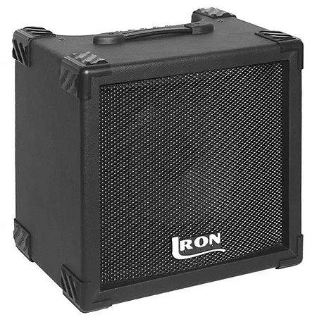 Amplificador Cubo Baixo Iron 100 Cb 10 50wrms Bivolt