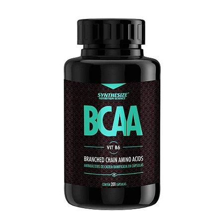 BCAA (200 caps) - Synthesize