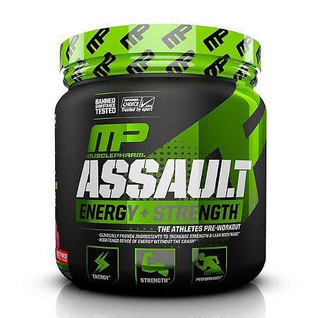 Assault (30 doses) - MusclePharm