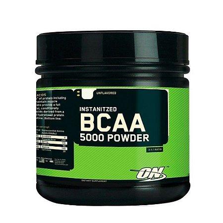 BCAA 5000 Powder - Optimum (40doses /60doses)
