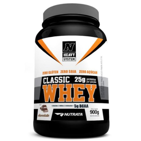 Classic Whey (900g) - Nutrata