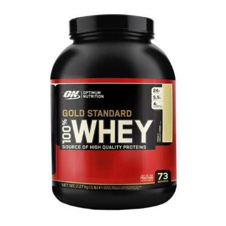 Gold Standard 100% Whey - Optimum (907g / 2,3kg)