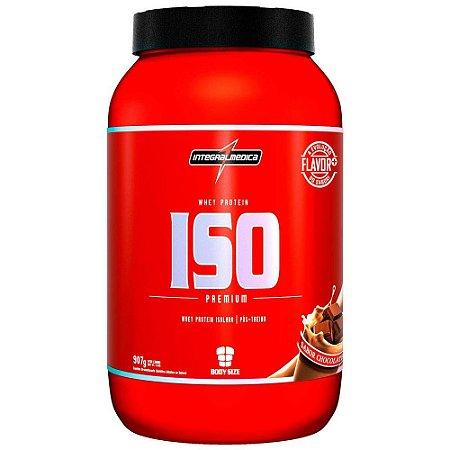 Whey Protein Iso Premium (907g) - Integralmédica