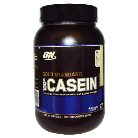 Gold Standard 100% Casein - Optimum (909g)