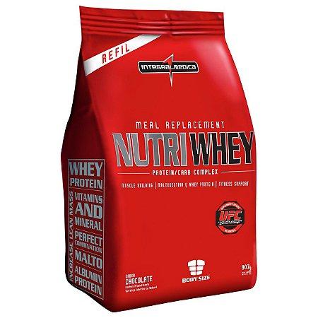 Nutri Whey Refil (907g) - Integralmédica