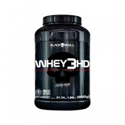 Whey 3hd (900g / 1,8kg) - Black Skull