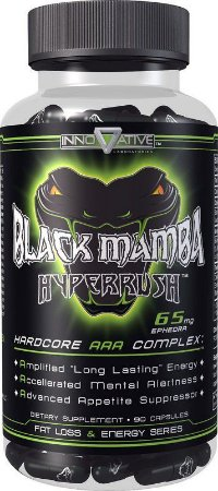Black Mamba (90 cápsulas) - Innovative Labs