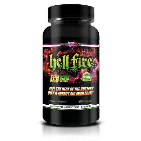 Hell Fire (90 caps) - Innovative Labs