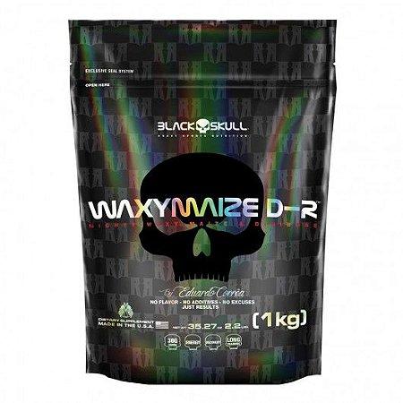 Waxy Maize D-R - Black Skull (1kg)