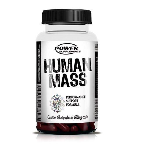 Human MASS - Power Supplements (60 caps)