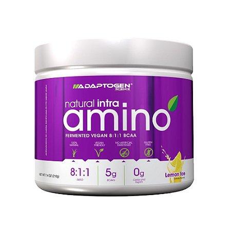 Amino BCAA 8:1:1 - Adaptogen (210g) Limão