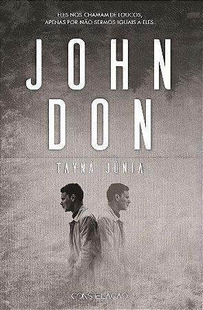 PRÉ-VENDA - John Don