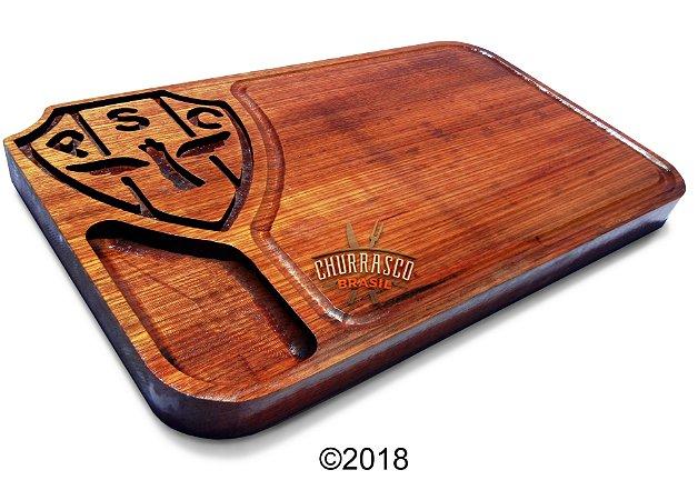 Tabua de carne em madeira, Paysandu