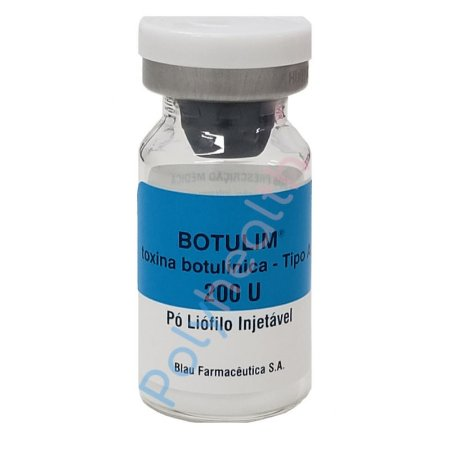 BOTULIM 200U Toxina Botulínica Tipo A - Uso Profissional