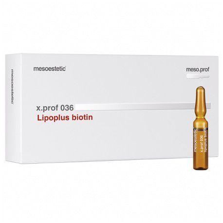 X Prof 036 Lipoplus Biotina 20X2ml