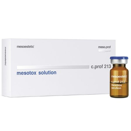 c Prof 213 Mesotox Solution 5 x 5 ml